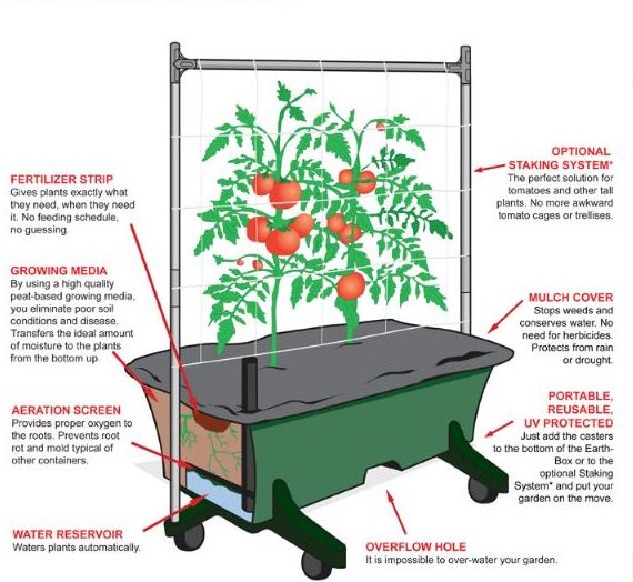 The Science Behind Earthbox