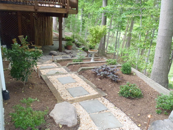 Creating a Zen Garden in a Small Lakeside Space Homestead – Zen Garden Plants