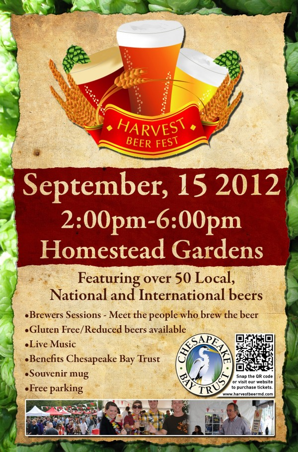 Artisan beers recipes for homestead gardens beer festival homestead gardens inc for Homestead gardens fall festival