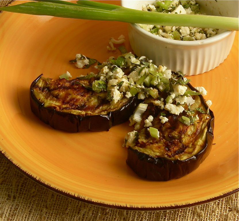 Gussied-Up Grilled Eggplant - Homestead Gardens, Inc ...