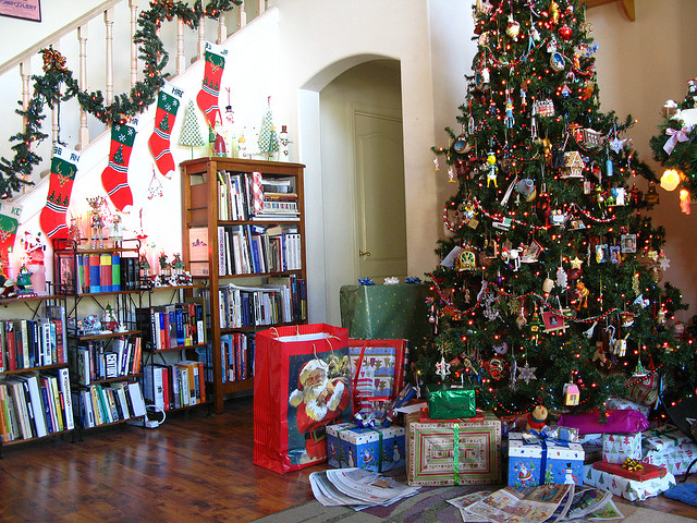 Real Family Christmas Trees And Tips To Make Them Last