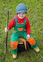 young-gardener
